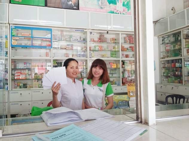 nhà thuốc đồng hành cùng Ladorax 2