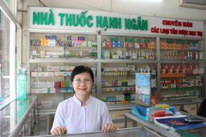 Dược sĩ Nguyễn Thị Minh Hạnh