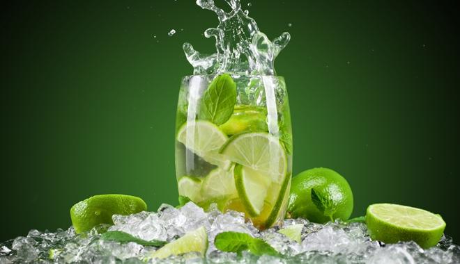 uống nước chanh