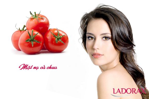 Cách làm trắng da tự nhiên bằng mặt nạ cà chua