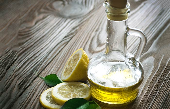 cách uống dầu oliu