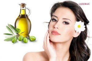 công dụng dưỡng da của dầu oliu
