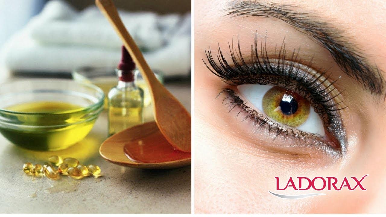 Cách sử dụng dầu oliu để dưỡng mi
